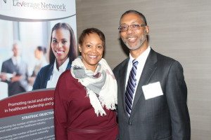 Toni Waller, CEO, TLN and Kevin Lofton, CEO, CHI